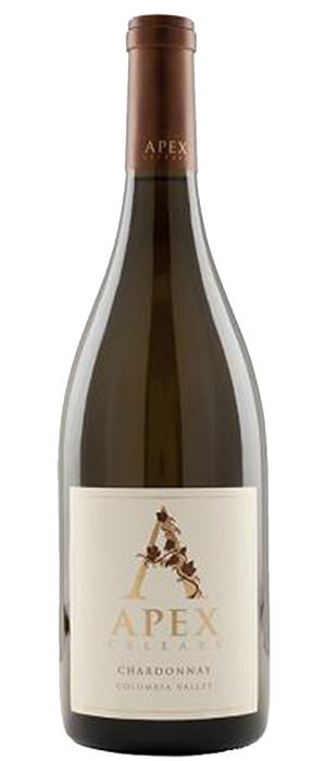 Apex Cellars Chardonnay Bottle