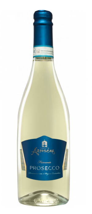 Arnaces Prosecco Frizzante DOC Bottle