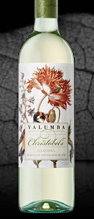 Christobel's Barossa Semillon Sauvignon Blanc Bottle