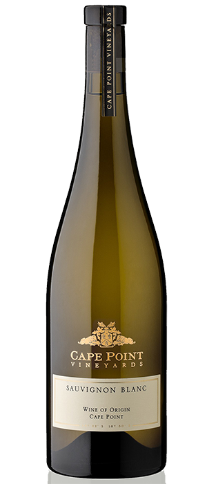 Cape Point Vineyards 2012 Sauvignon Blanc Bottle