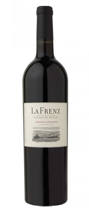 La Frenz 2015 Cabernet Sauvignon Bottle