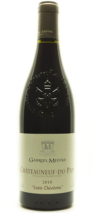 Gabriel Meffre 2010 Grenache blend | Red Wine