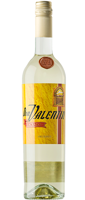 Don Valentin Lacrado Blanco Bottle