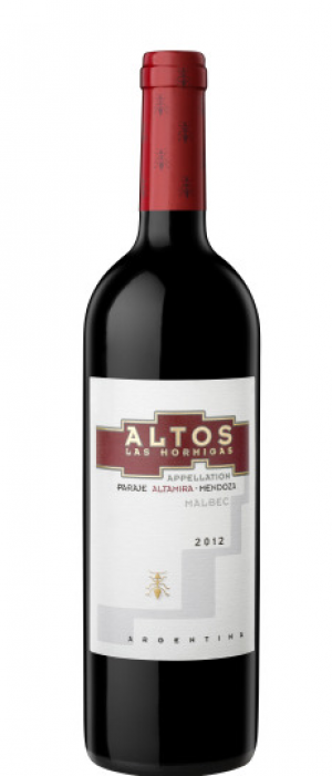 Atlamira Vineyard 2012 Bottle