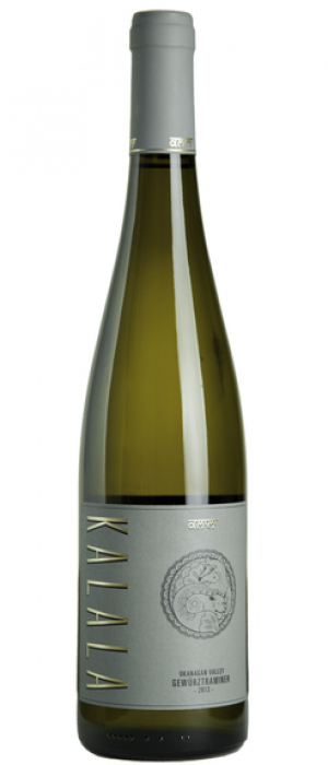 Kalala Organic Estate Winery 2016 Gewürztraminer Bottle