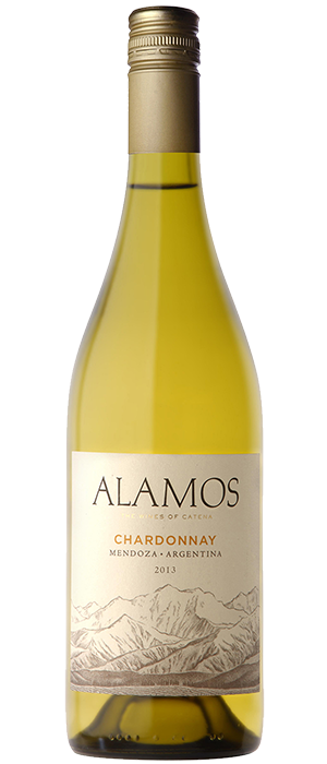 Alamos Chardonnay Bottle