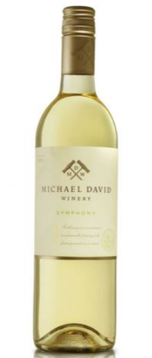 Michael David Winery 2014 Symphony | White Wine