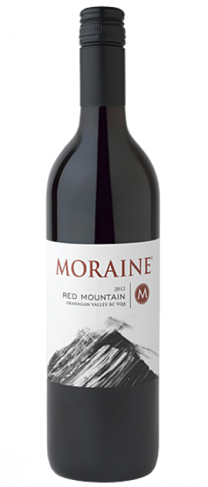 Moraine Estate Winery 2013 Red Mountain 2013 Bottle