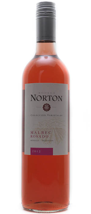 Bodega Norton Malbec Rosado 2012 Bottle