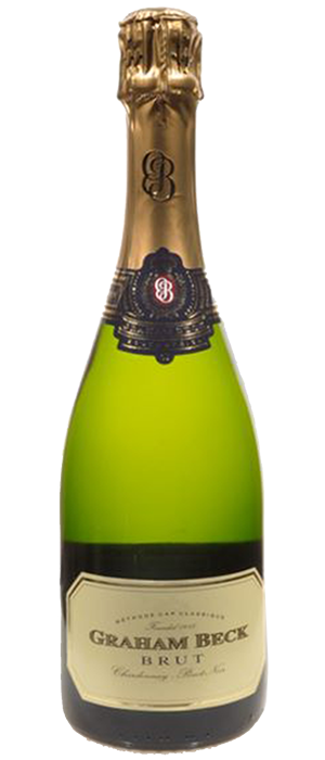 Graham Beck 2013 Cap Classique Blanc de Blanc Bottle