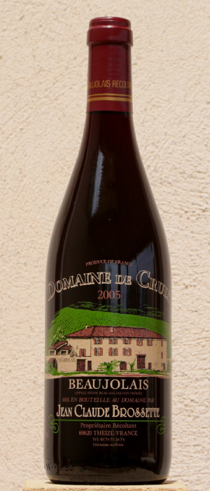Domaine de Cruix Red Beaujolais | Red Wine