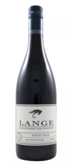 Lange Estate Winery and Vineyards 2011 Pinot Noir Bottle