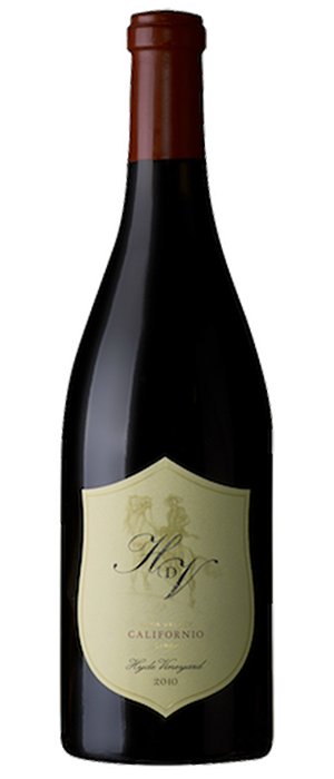 Californio Syrah Bottle