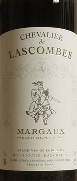 Chevalier de Lascombes Bottle