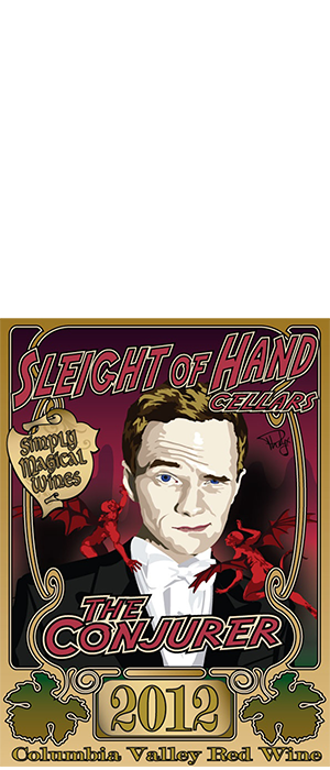 Sleight of Hand Cellars The Conjurer 2012 Bottle