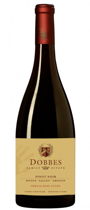 Dobbes Family Estate Amelia Rose Cuvée 2011 Pinot Noir | Red Wine