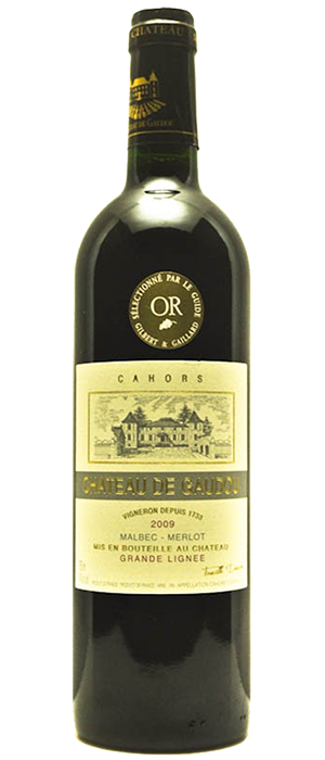 Chateau de Gaudou 2012 Malbec blend Bottle