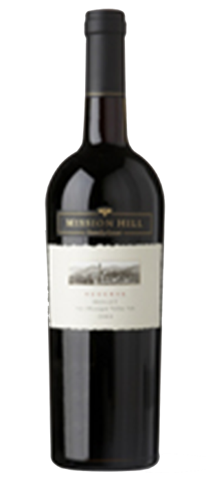 Mission Hill Reserve 2012 Merlot Bottle