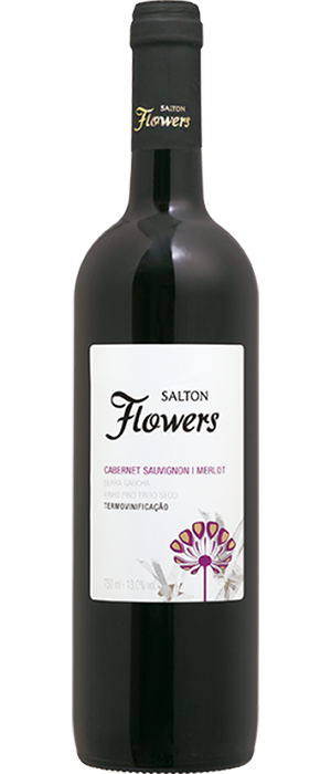 Salton Flowers Tinto Seco Bottle