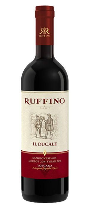 Ruffino Il Ducale 2011 Bottle
