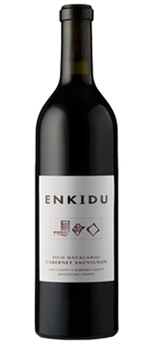 Enkidu Wine High Mayacamas 2011 Cabernet Sauvignon | Red Wine