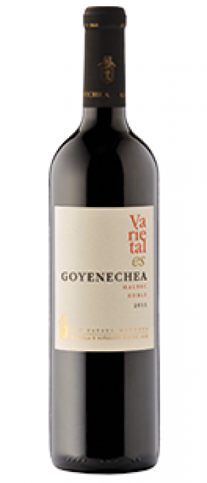 Goyenechea Varietales Malbec Roble Bottle