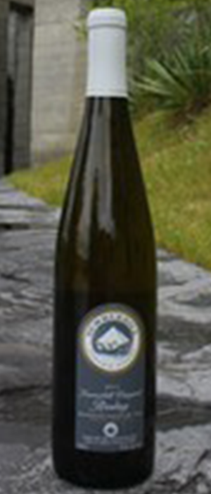 Summerhill Pyramid Winery 2013 Riesling Bottle