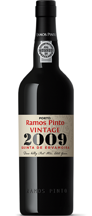 Ramos Pinot 2009 Terrior Platinum Single Quinta Vintage Bottle