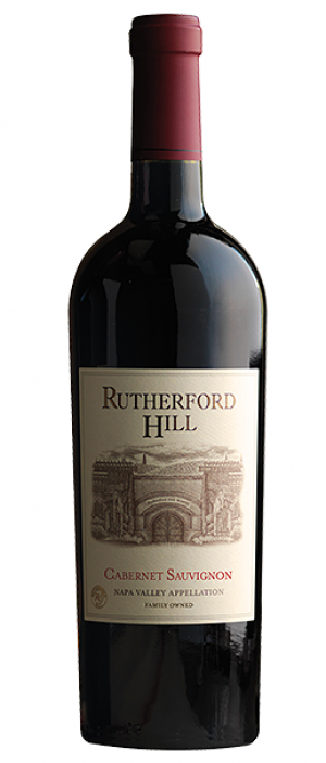 Rutherford Hill Winery 2012 Cabernet Sauvignon Bottle
