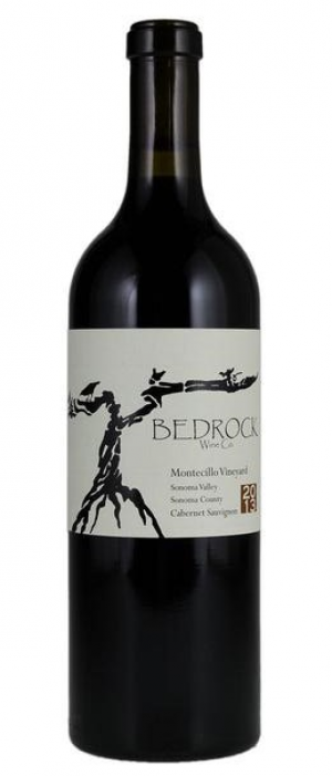 Bedrock Wine Co. 2016 Montecillo Old Vine Cabernet Sauvignon | Red Wine