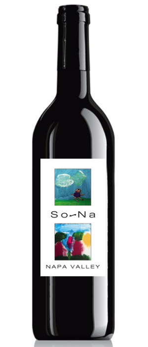 So-Na Cabernet Sauvignon 2010 Bottle