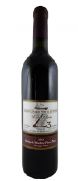 Hainle Vineyards Estate Winery 2003 Z3 Zweigelt/Merlot/Pinot Noir Bottle
