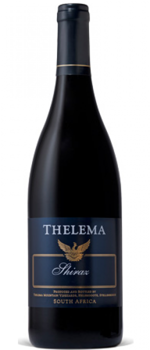 Thelema Mountain Vineyards 2010 Syrah (Shiraz) | Red Wine