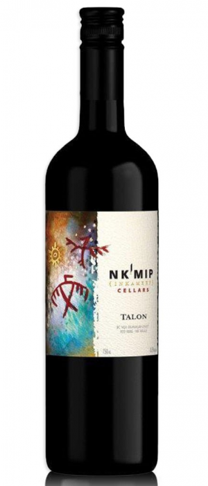 Nk'Mip Cellars 2015 Talon Bottle