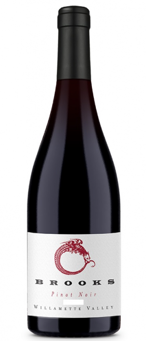 Brooks 2012 Pinot Noir Bottle