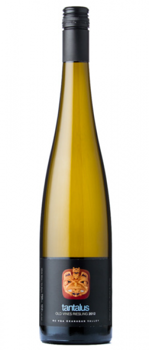 Tantalus 2012 Old Vines Riesling Bottle