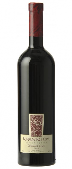 Burrowing Owl Estate Winery 2009 Cabernet Franc | Red Wine