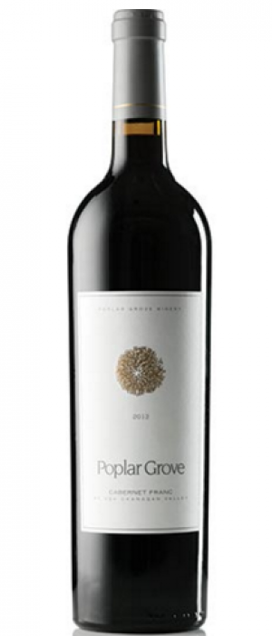 Munson Mountain Cabernet Franc 2012 Bottle