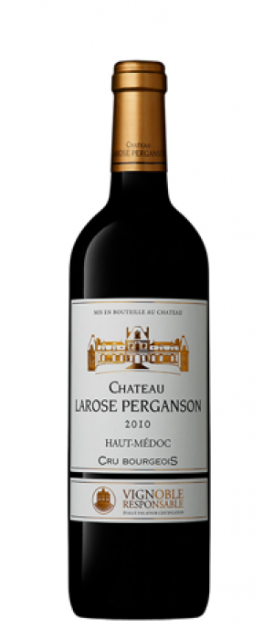 Chateau Larose Perganson Red Bordeaux Bottle