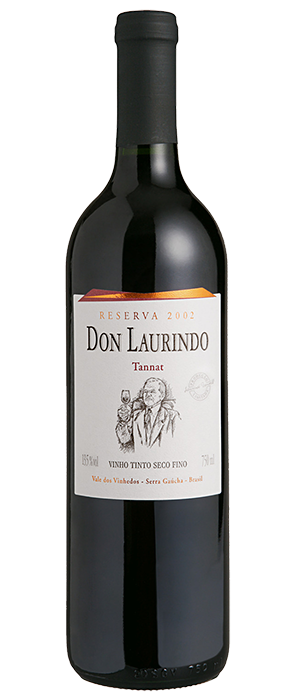 Don Laurindo 2009 Tannat Bottle