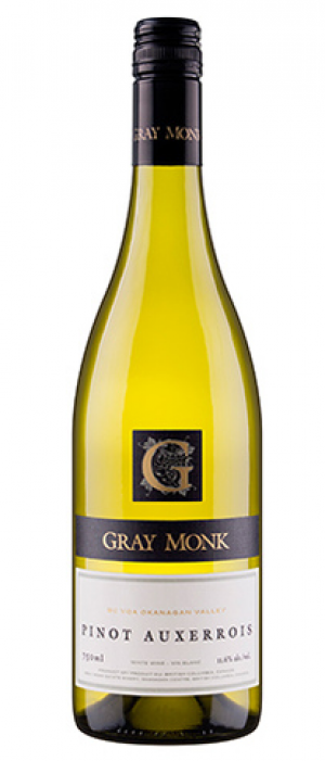 Gray Monk Estate Winery 2016 Pinot Auxerrois Bottle