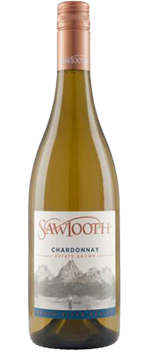 Sawtooth Chardonnay Bottle