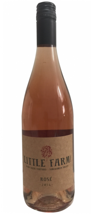 Blind Creek Vineyard 2016 Rosé Bottle