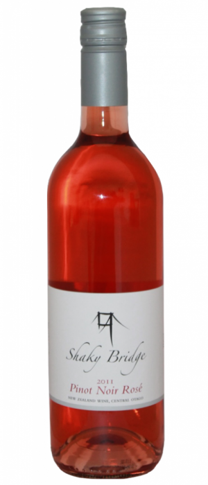 Shaky Bridge Pinot Noir Rosé 2014 Bottle