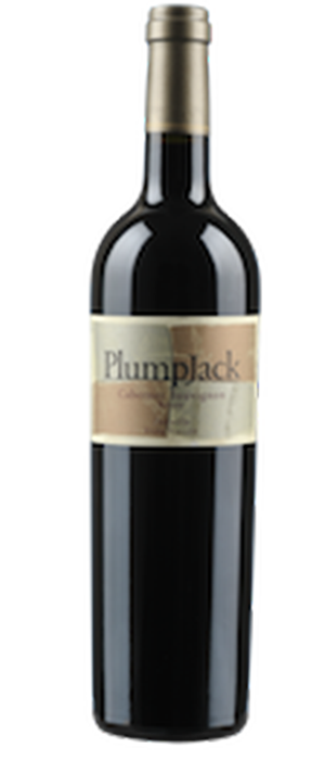 PlumpJack Estate Cabernet Sauvignon Bottle