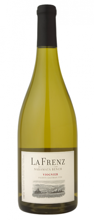 La Frenz 2017 Viognier Bottle