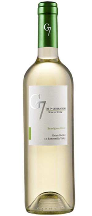 G7 2014 Sauvignon Blanc Bottle