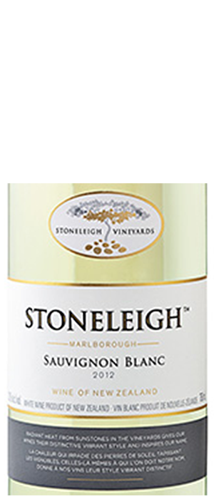 Stoneleigh 2012 Sauvignon Blanc Bottle