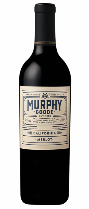 Murphy-Goode Winery 2013 Merlot Bottle