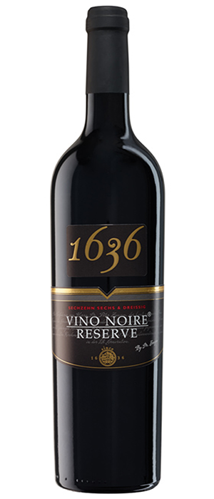 1636 Reserve Vino Noir Bottle